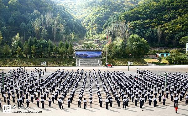 临江市第二中学校园风光